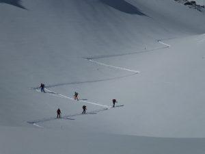 Skitour Lechtaler Alpen