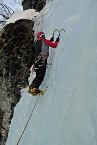 Eisklettern in Osttirol