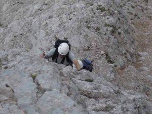 Klettern Inntal- Klettergarten